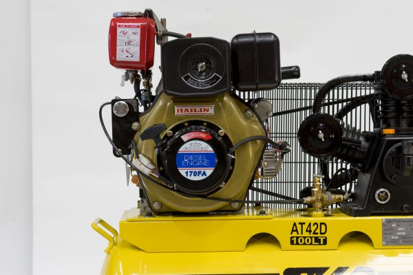 AKKO Diesel Air Compressor AT42D