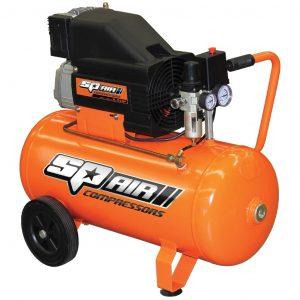 SP Tools Portable 2.5HP Air Compressor SP12-50X
