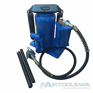 Air Jack- hydraulic bottle 35 ton