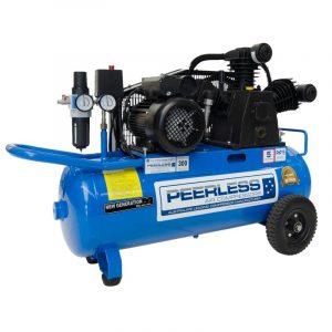 Peerless Single Phase Air Compressor PHP15 High Pressure Portable 300LPM 15AMP