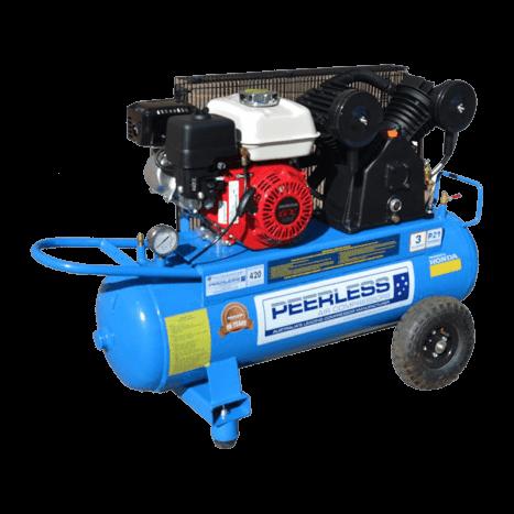 Peerless P21PHF Portable Petrol High Flow 420LPM