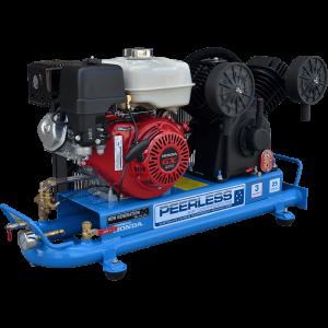 Peerless PV25P2TT Petrol Tube Tank 545KPM