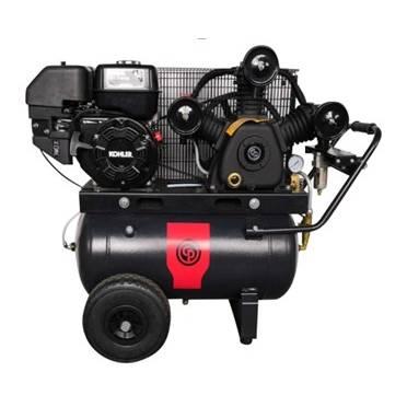 Petrol Air Compressor, Kohler Petrol - Chicago Pneumatic CPRG750