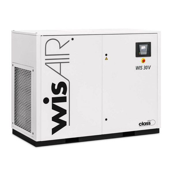 Oil-Free Rotary Screw Air Compressors - CP WISAIR
