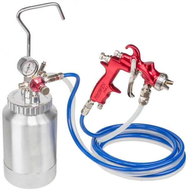 2Ltr Pressure Tank c/w 3mt hoses & 2mm Gun