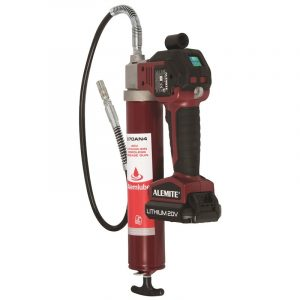 Cordless Grease Gun 20V Lithium-ion Alemlube - 670AN4