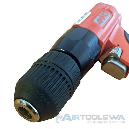 "3/8"" Air Drill Keyless Chuck- Akko AD630"