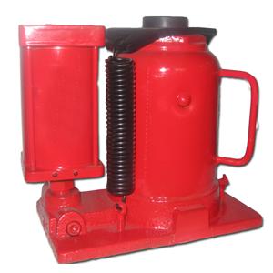 Squat 20 Ton Air Hydraulic Bottle Jack LHJ20SQ