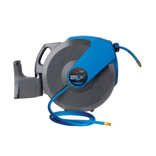 Pro X Extreme Retractable Air Hose Reel 10mm x 30m 58.3023