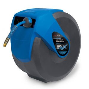 Pro X Extreme Retractable Air Hose Reel 10mm x 30m 58.3023