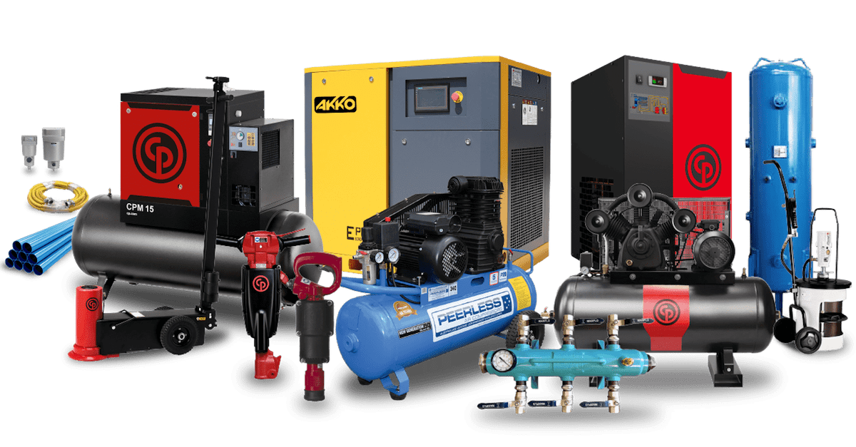 AirTools WA Air Compressors, Parts & Maintenance in Perth-Air-Compressors