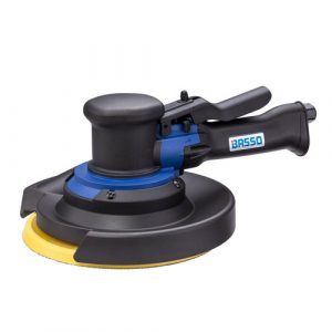 "8"" Geared Central (non self generating) Vac Sander BOS258GRC-D1"