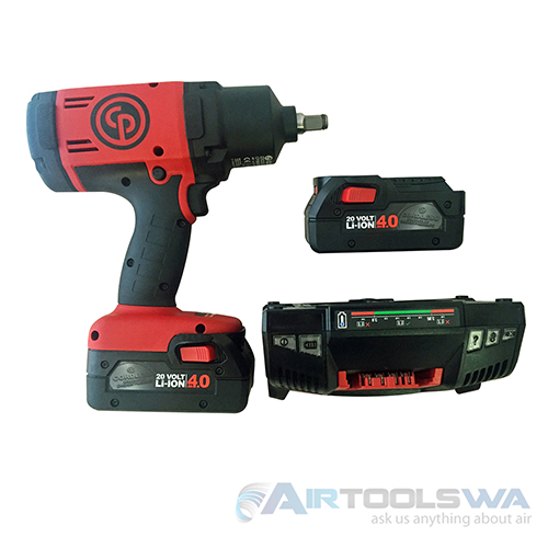 "Cordless 1/2"" Impact Wrench Super Powerful- CP8848"