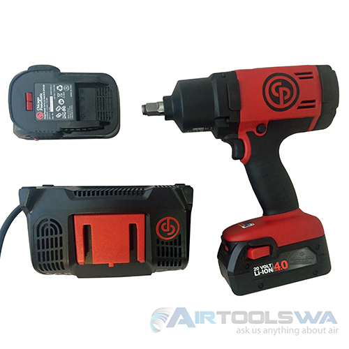 """Cordless 1/2"""" Impact Wrench Super Powerful- CP8848"""