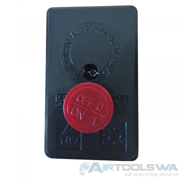Single Phase Pressure Switch - CS12SV1