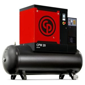 Chicago Pneumatic CPM20 Screw Compressor