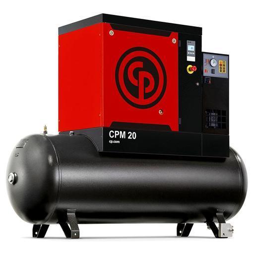 Chicago Pneumatic CPM20 Screw Compressor