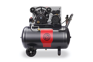 Chicago Pneumatic Single Phase Air Compressors