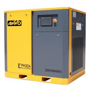 Rotary Screw air Compressor, VSD, 39cfm - AKKO EPM-10A