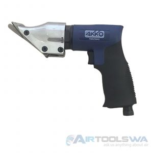 Air Metal Shears, Pistol Grip - Akko FMS256AS