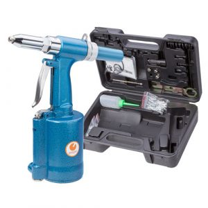 "Air Rivet Gun Kit 3/16"" Capacity GP1121D"