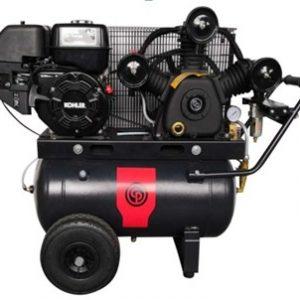 Chicago Pneumatic Petrol Piston Air Compressors
