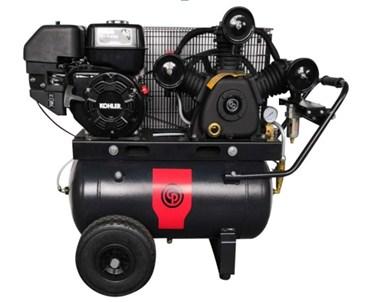 Air Compressor Kohler Petrol - Chicago Pneumatic