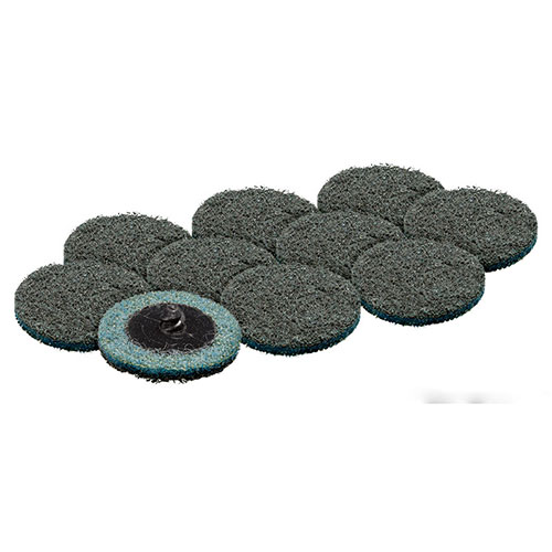 "50mm / 2"" FINE Blue Abrasive disc x 10 GPA1527X10"