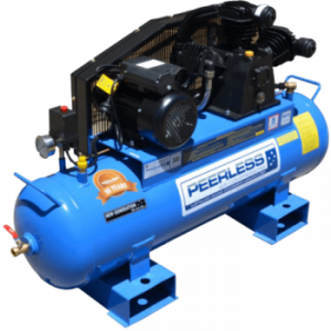 Peerless 3 Phase Piston Air compressor