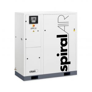 Oil-Free Scroll Air Compressors - CP SpiralAir