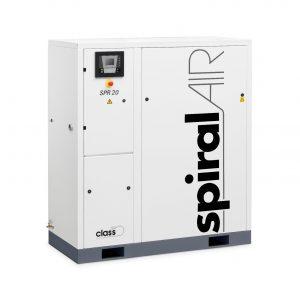 Oil-Free Scroll Air Compressors - CP SpiralAir