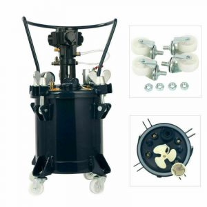 Spray Paint Pressure Pot 10 Litres with Auto Agitator