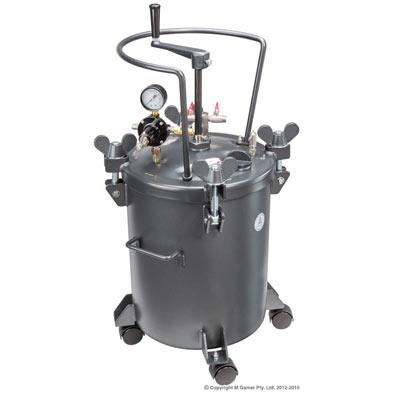 20Ltr Pressure Tank- Aluminium