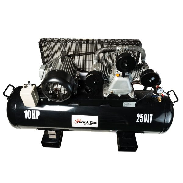 Air Compressor piston 10HP 3 Phase - Black Cat BW100250