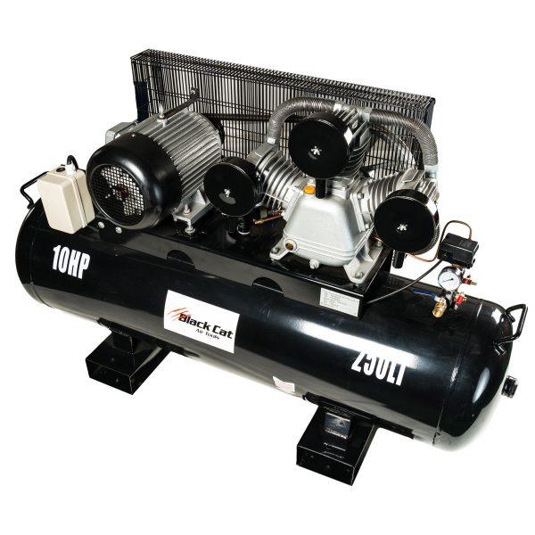 Air Compressor piston 10HP 3 Phase - Black Cat BW100250