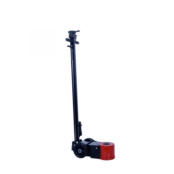 30 Ton High Lift Air Hydraulic Trolley Jack - Chicago Pneumatics CP85031