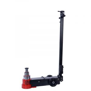 50 Ton Air Hydraulic Trolley Jack - Chicago Pneumatics CP85050