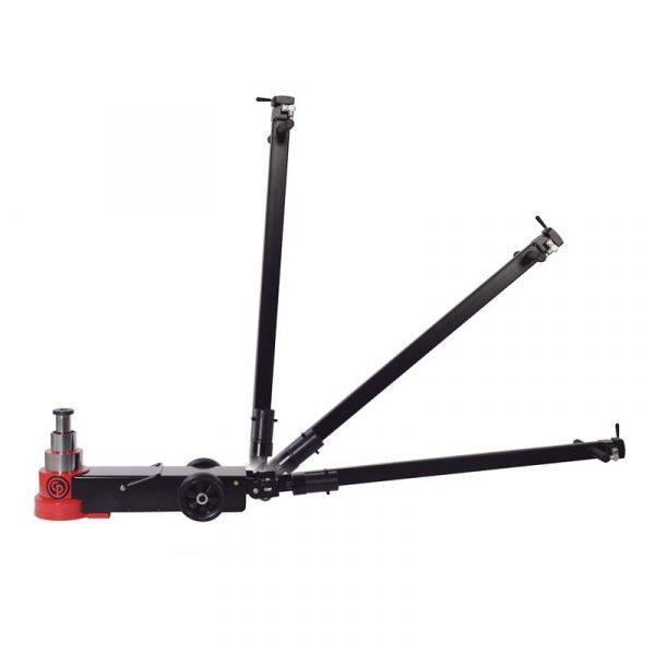 50 Ton Air Hydraulic Trolley Jack - Chicago Pneumatics CP85050