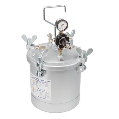 10Ltr Pressure Tank- Aluminium