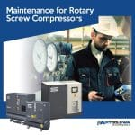 Maintenance for Rotary Screw Compressors