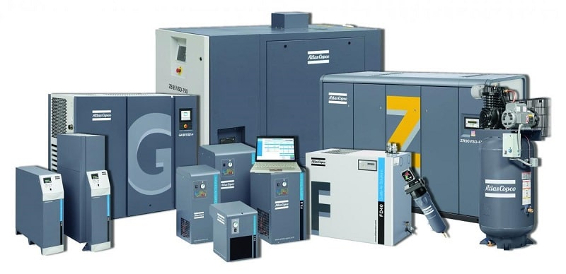 The purpose of an air compressor system
