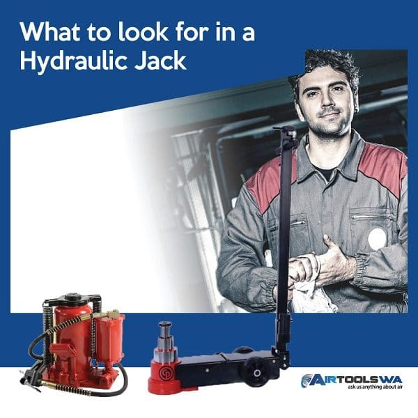 What to Look for in a Hydraulic Jack