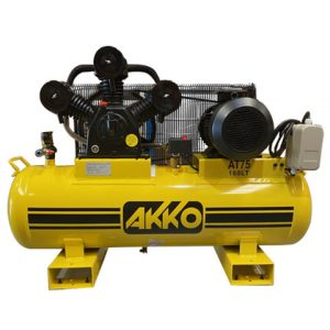 AKKO AT75 Piston air compressor 7.5hp 5.5kw