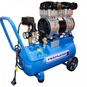 Peerless 00590 Oil-free air compressor