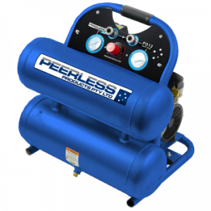 00593 Peerless Oil-Less Compressor