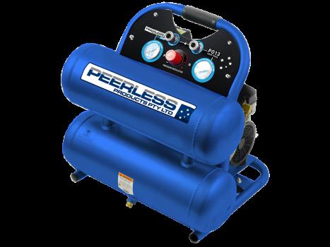 00593 Peerless Oil-Less Compressor