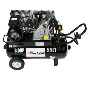Black Cat Single Phase Piston Air Compressors