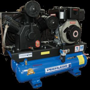 Peerless Diesel Air Compressor