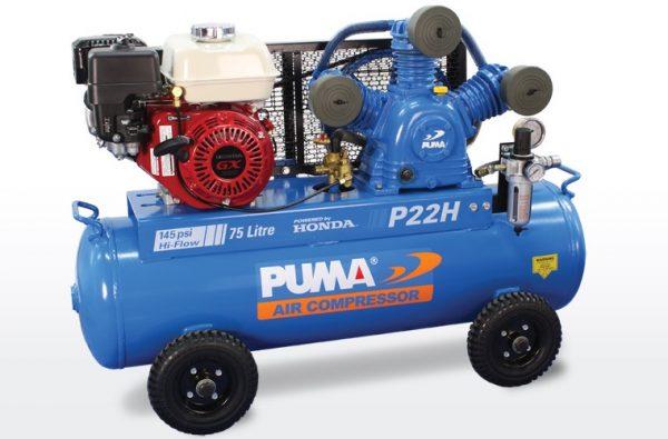 Puma P22h Air Compressor