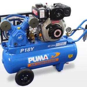 Puma P18Y Electric Start
